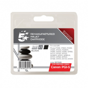 5 Star Canon PGI-5 Black Compatible Ink Cartridge